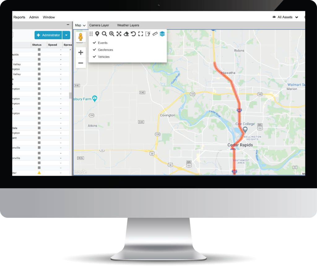 Cypress VUE route completion system